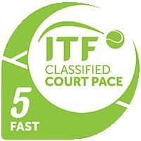 Certificado da Federação Internacional de Tênis ITF